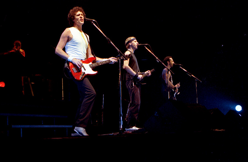 Dire Straits in 1985