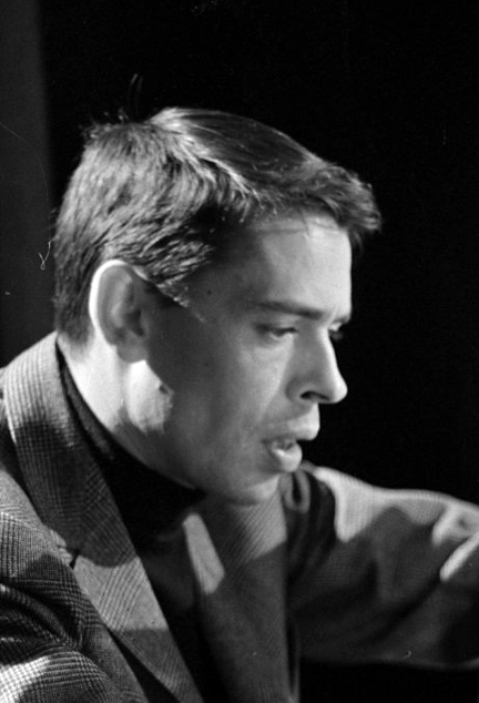 Jacques Brel in 1963