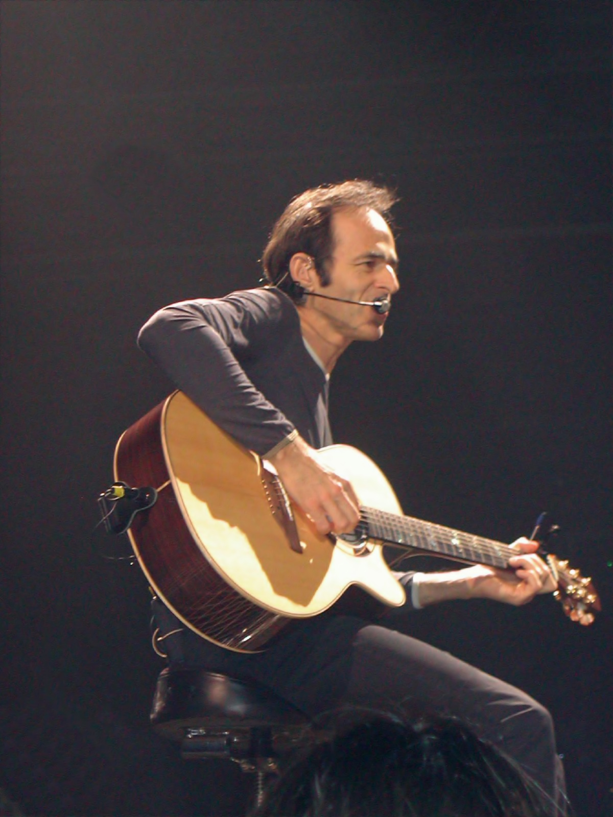 Jean-Jacques Goldman in 2002