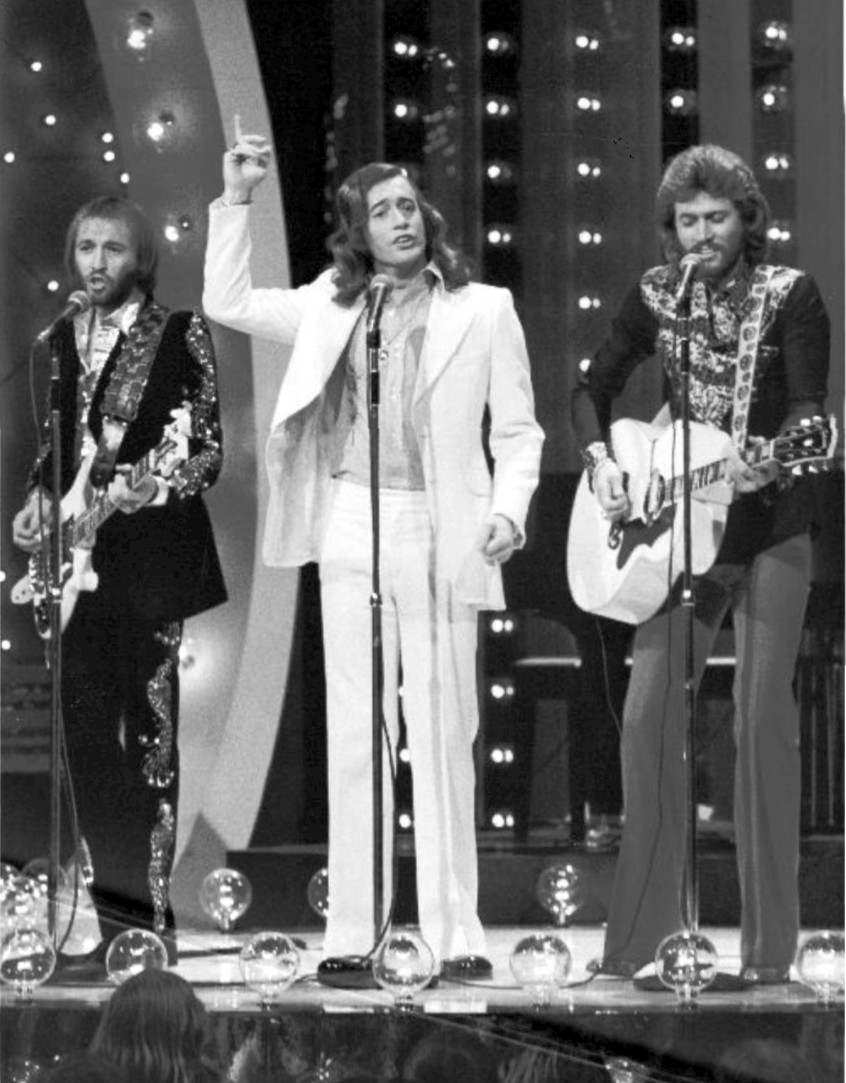 The Bee Gees en 1973