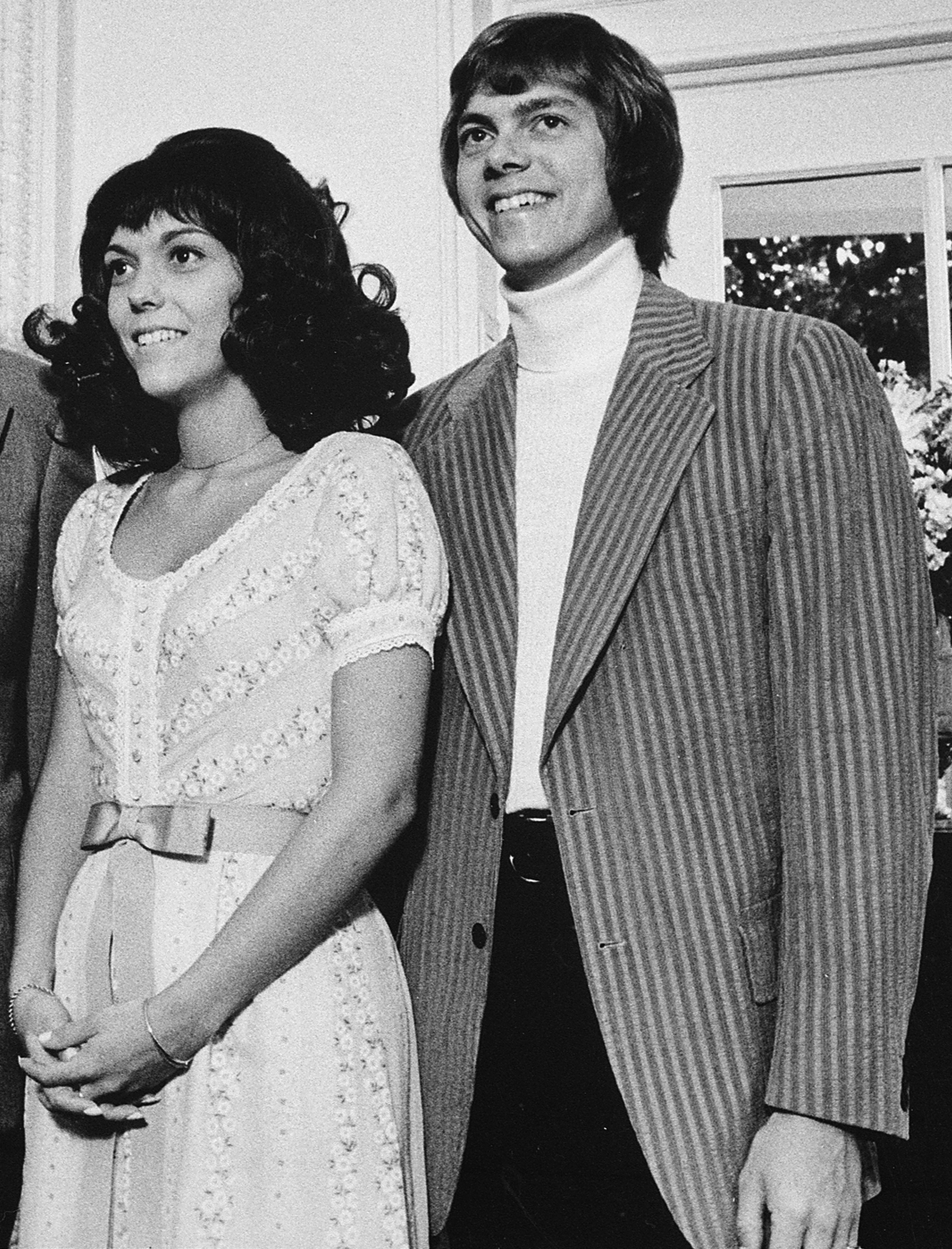 The Carpenters en 1972